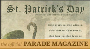 Saint Patricks Day Parade Magazine